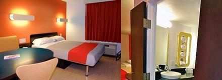 Motel 6 Austin Central North photo collage