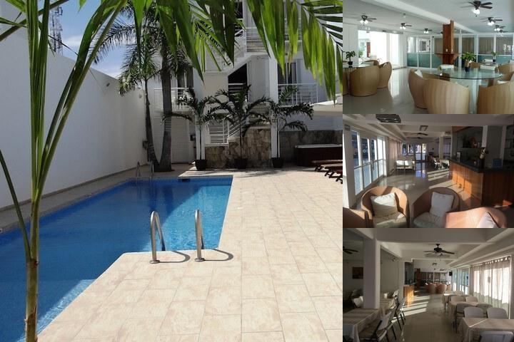 Terracaribe Hotel Cancun photo collage