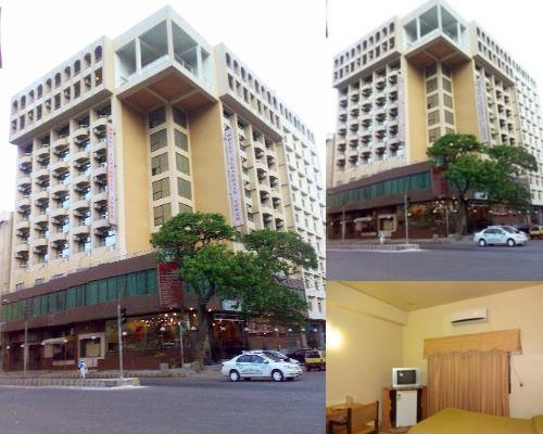 Hotel Al Harmain Tower photo collage