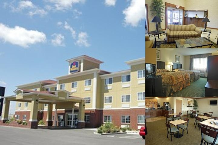 Best Western Presidential Hotel & Suites photo collage