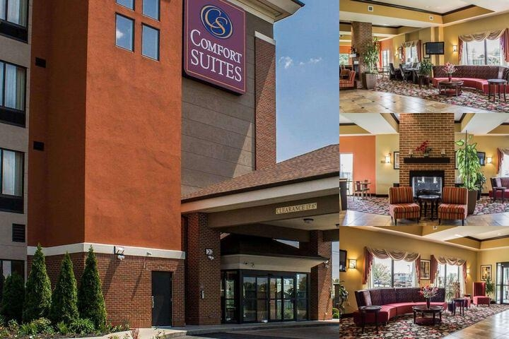Comfort Suites East Broad St. at 270 photo collage