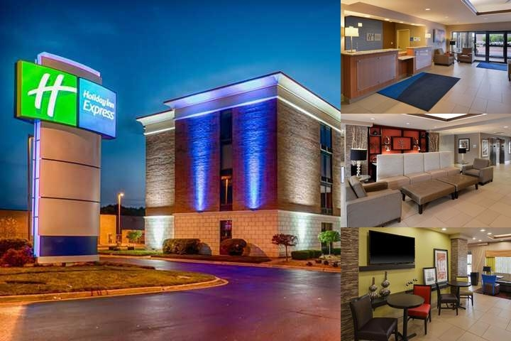 Holiday Inn Express Crestwood photo collage