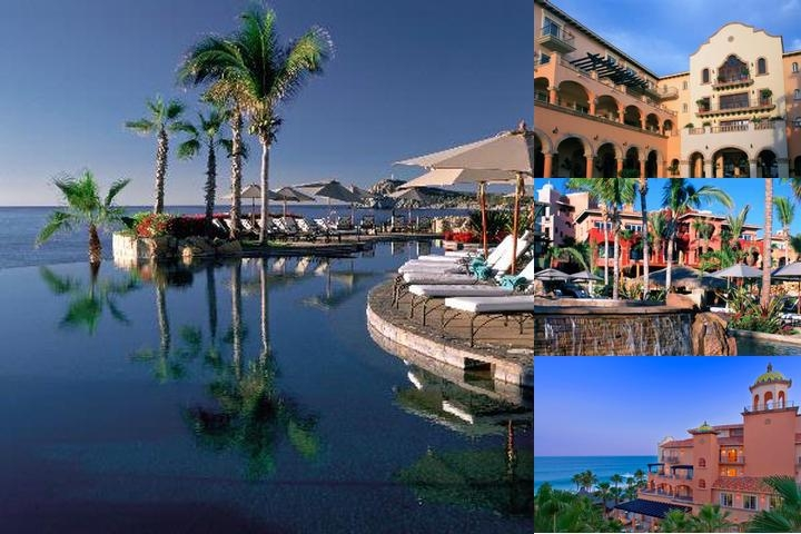 Sheraton Grand Los Cabos Hacienda Del Mar photo collage