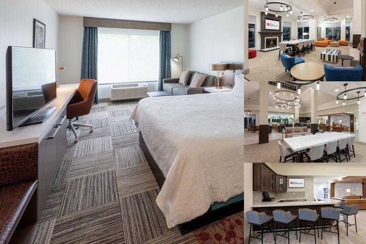 Hilton Garden Inn Minneapolis Bloomington photo collage