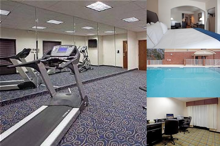 Holiday Inn Express & Suites Hope Mills photo collage