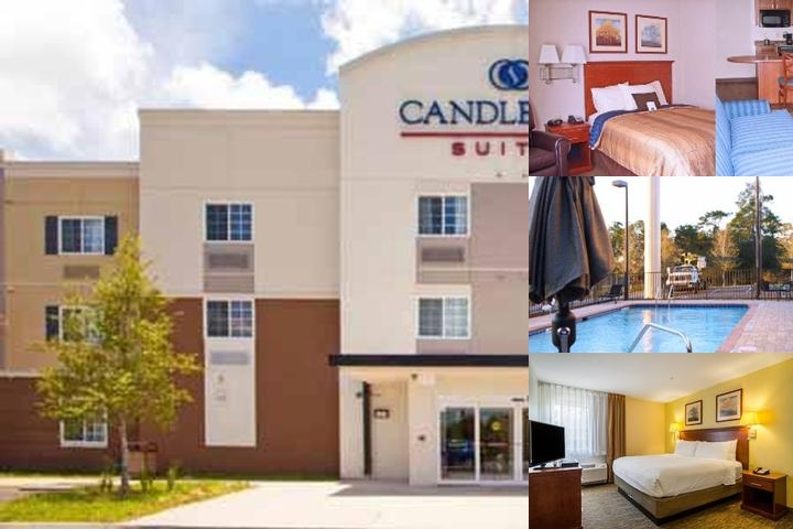 Candlewood Suites Jacksonville photo collage