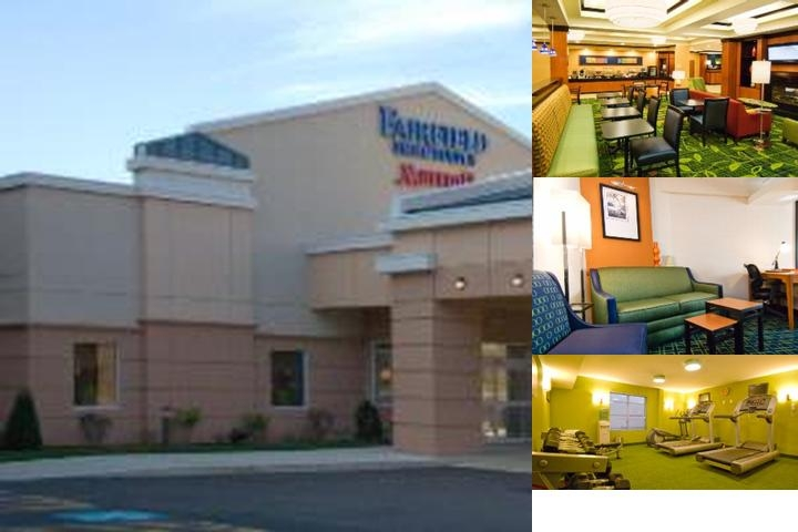 Fairfield Inn & Suites Plainville photo collage