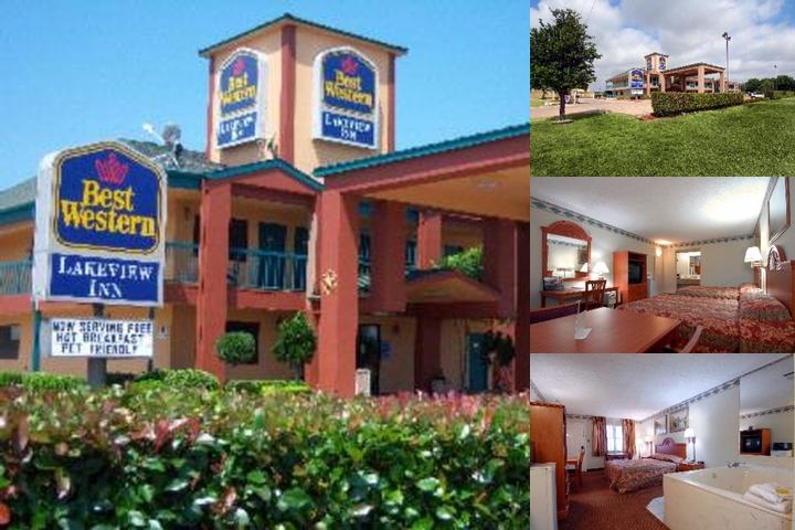 Best Western Lakeview Inn photo collage