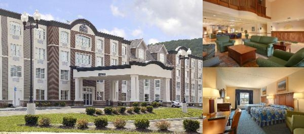 Wingate Inn by Wyndham Ellicottville Ny photo collage