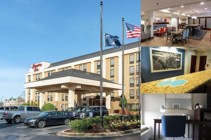 Hampton Inn Rock Hill photo collage