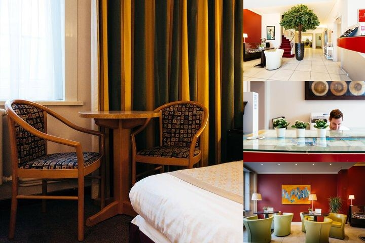 Hotel Prado photo collage