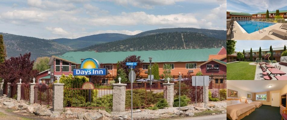 Days Inn & Conference Centre Penticton photo collage