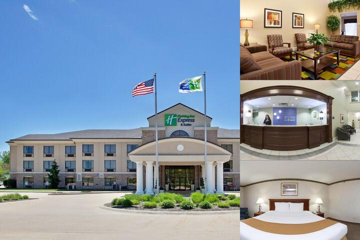 Holiday Inn Express Wadsworth photo collage