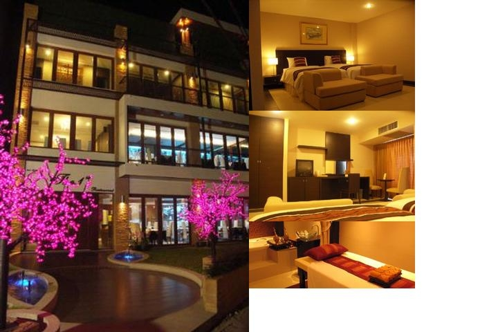 Residence Airport & Spa Hotel photo collage