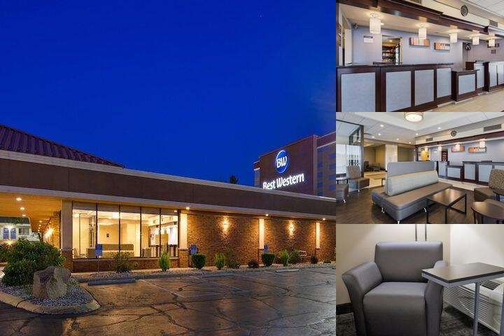 Best Western Northwest Indiana Inn photo collage