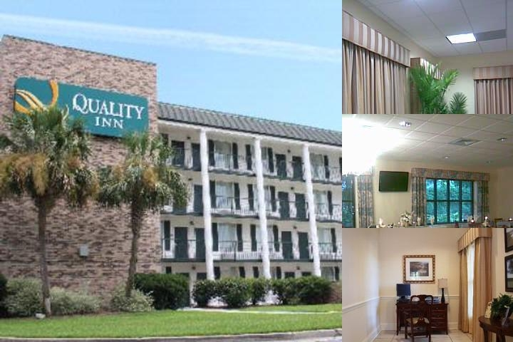 Quality Inn at Town Center photo collage