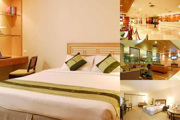 Princeton Park Suites Near Bangkok Airport photo collage