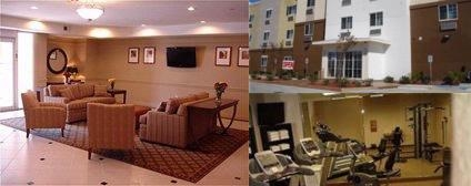 Candlewood Suites Texas City photo collage