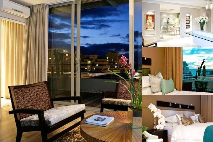 Atlantic Affair Boutique Hotel photo collage