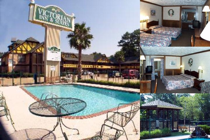 Victorian Inn & Suites photo collage
