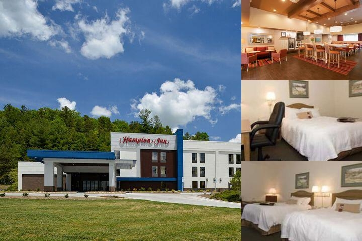 Hampton Inn Brevard photo collage