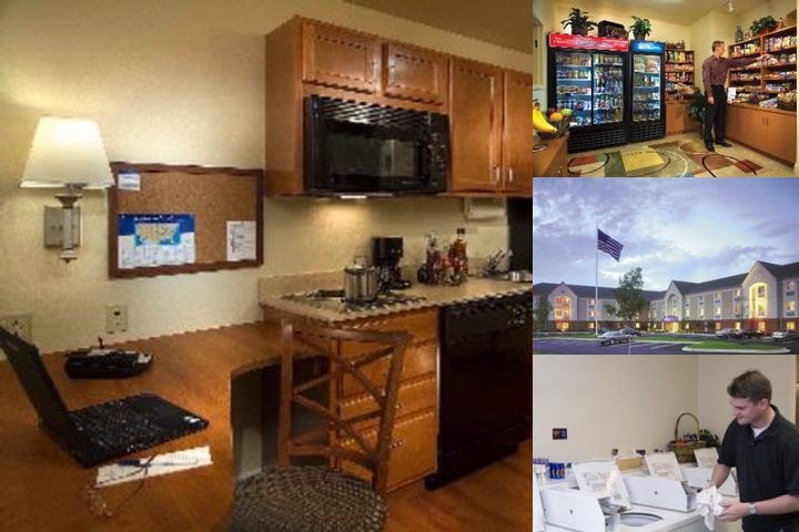 Candlewood Suites Las Colinas photo collage