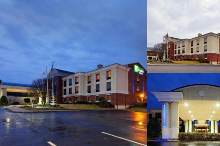Holiday Inn Express North Tyler photo collage