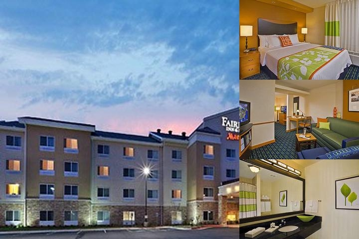 Fairfield Inn & Suites Tulsa Southeast / Crossroad photo collage