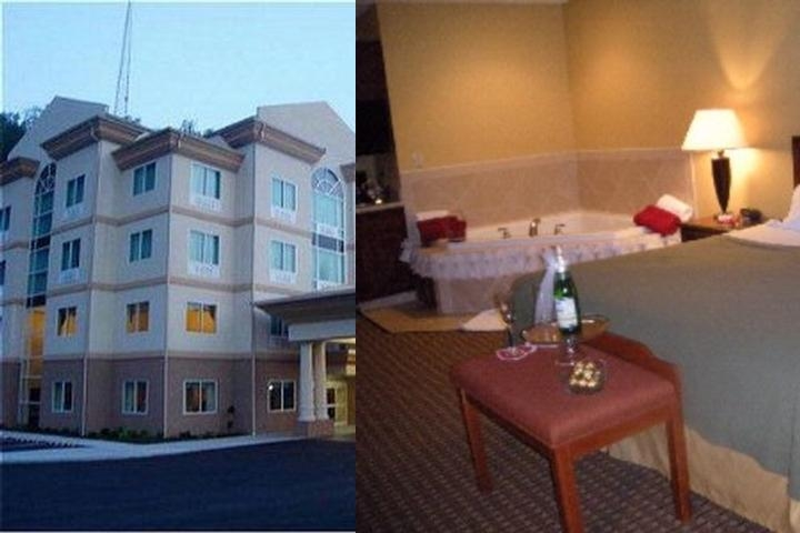 Guesthouse Inns & Suites Hazard photo collage