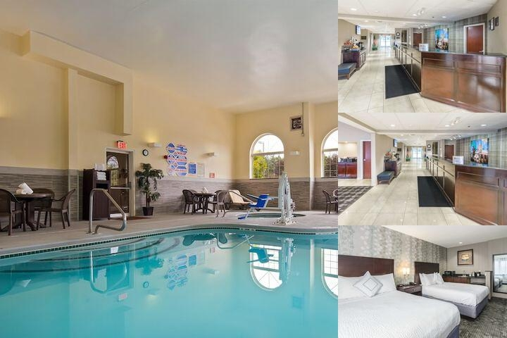 Best Western Concord Inn & Suites photo collage