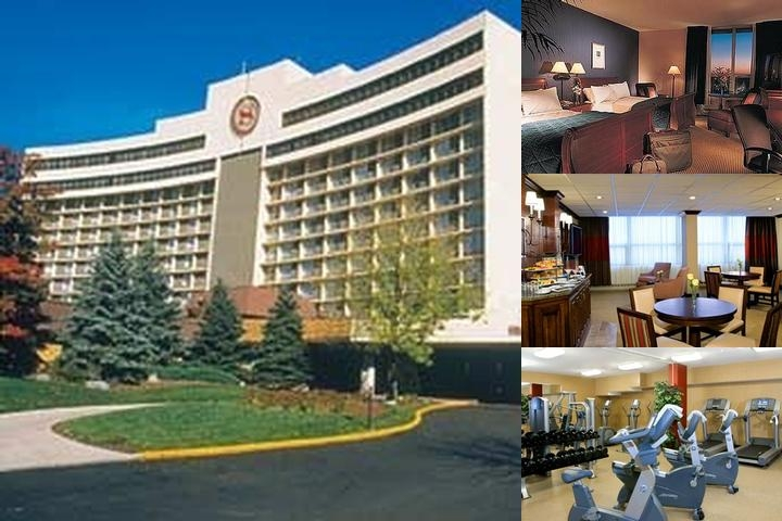 Sheraton Chicago Northwest photo collage