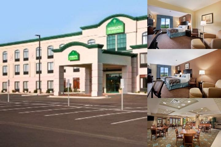 Wingate by Wyndham Cincinnati Airport / Erlanger photo collage