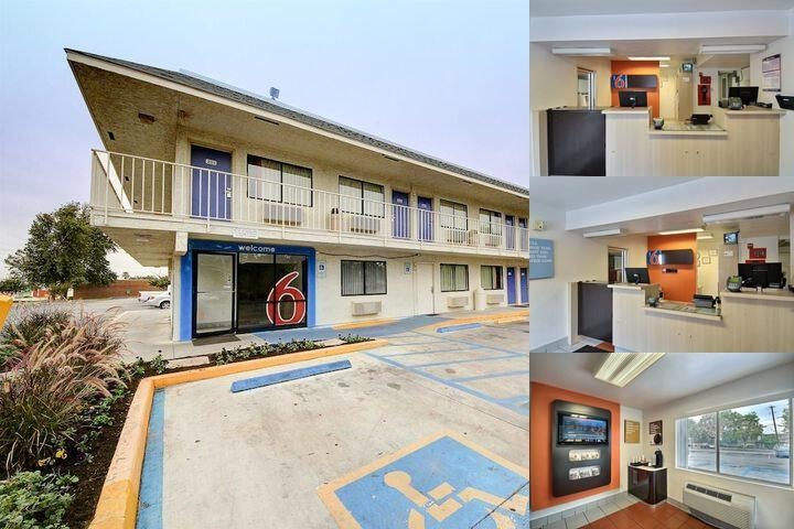 Motel 6 San Marcos photo collage