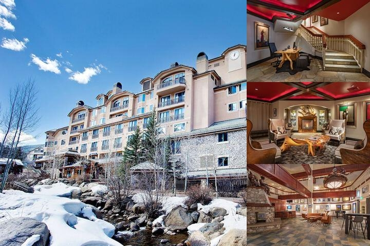 Beaver Creek Lodge photo collage