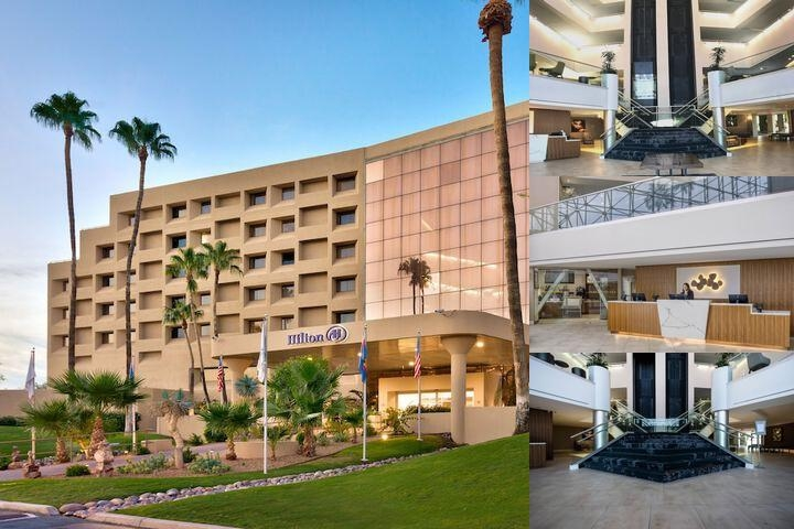 Hilton Tucson East photo collage