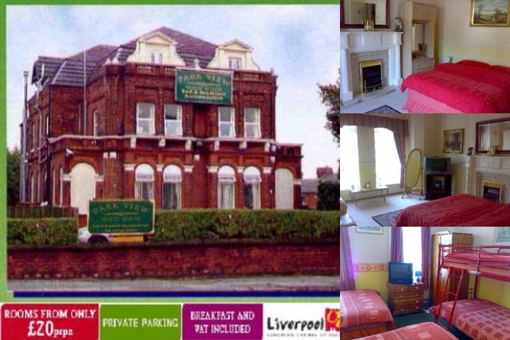 Park View Hotel & Guest House photo collage