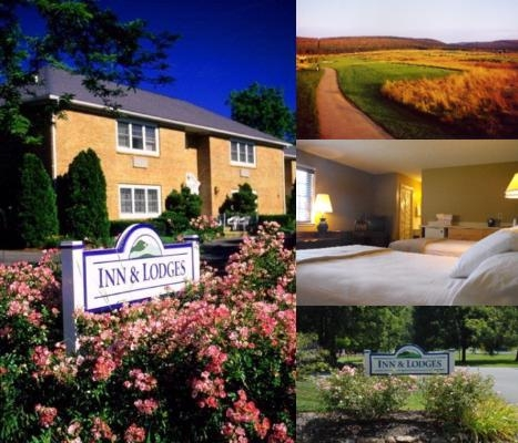 Penn National Inn photo collage