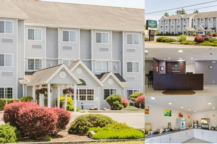 Guesthouse Inn & Suites Seaside photo collage