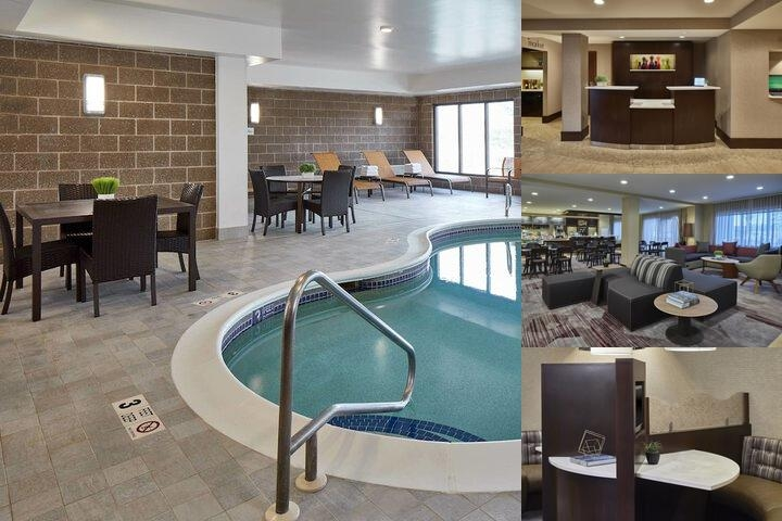 Courtyard by Marriott Albany Thruway photo collage