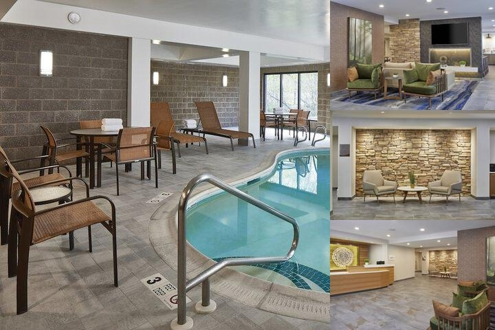 Courtyard by Marriott Albany Airport photo collage