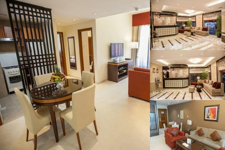 Xclusive Hotel Apartments Photo Collage