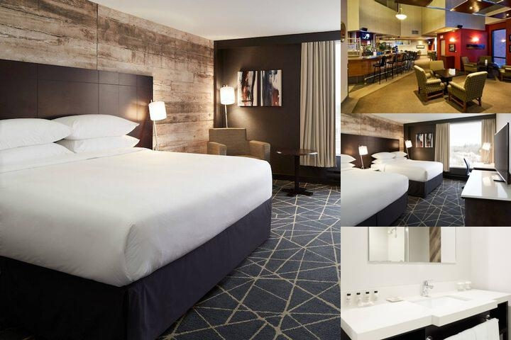 Delta by Marriott Sherbrooke photo collage