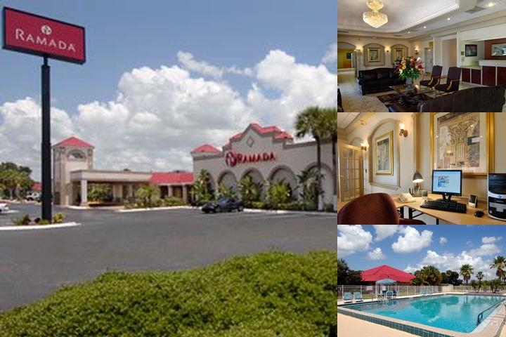 Ramada Inn Heritage Park Kissimmee photo collage