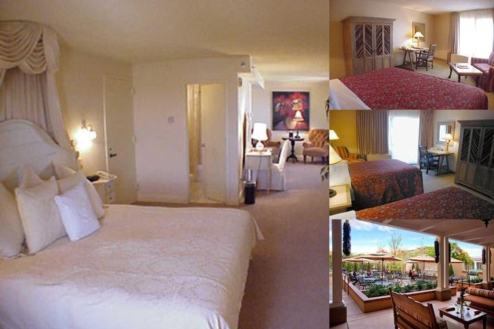 Hotel Albuquerque at Old Town photo collage