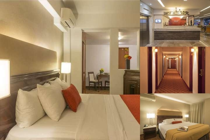Hotel Stanza photo collage