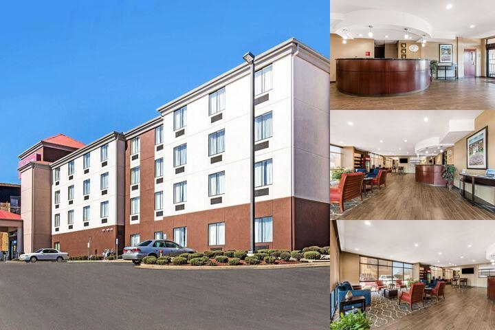 Comfort Suites Tuscaloosa photo collage
