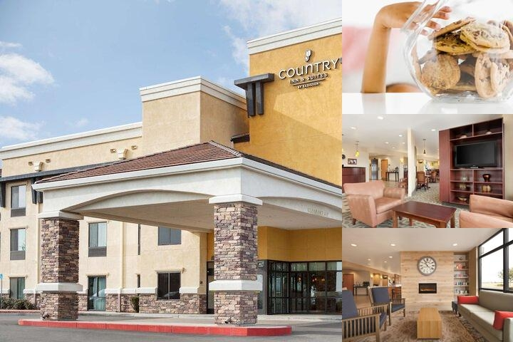 Comfort Suites I 80 West of Uc Davis photo collage