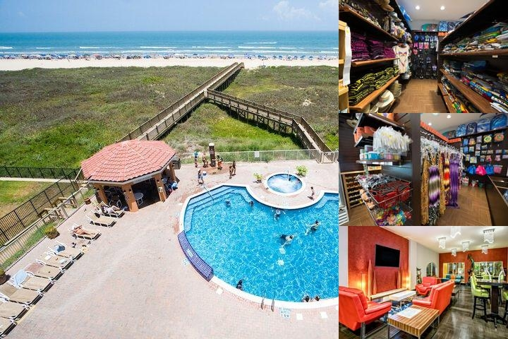 La Copa Inn Beach Front Hotel photo collage