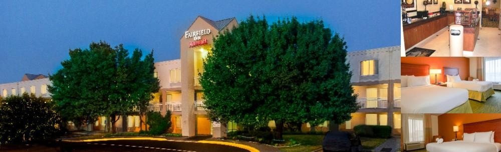 FAIRFIELD INN BY MARRIOTT® - Fayetteville NC 562 Cross Creek Mall 28303