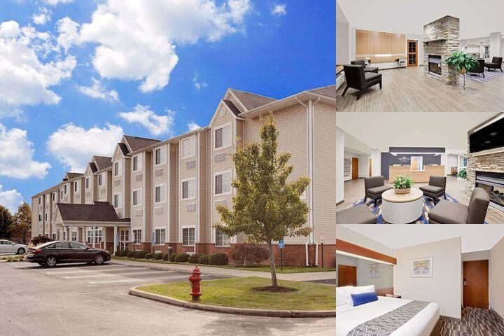 Microtel Inn & Suites Middletown photo collage
